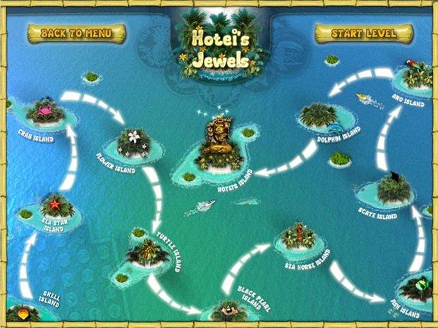 Hotei's Jewels